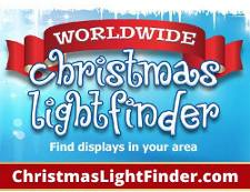 Christmas Light Finder
