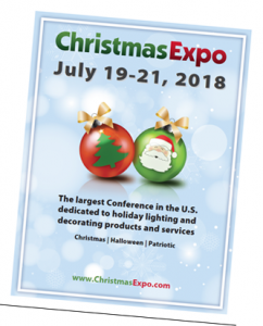 Christmas Expo 2018 Vendor Package cover