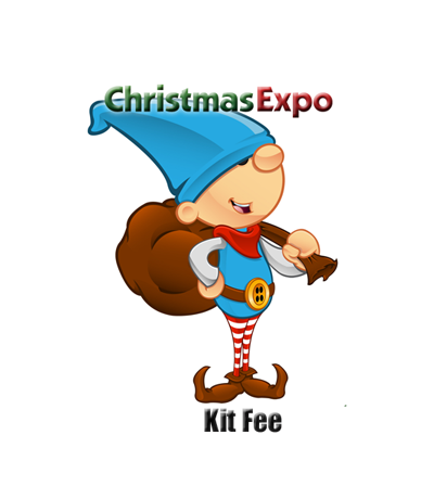 Christmas Expo kit fee