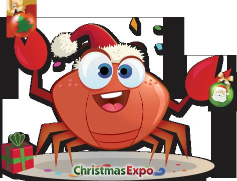 Christmas Expo Dinner at Joe's Crab Shack