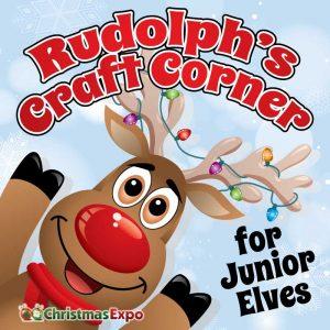 Rudolph's Craft Corner logo