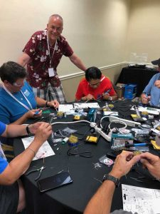 Hands on Soldering Workshop